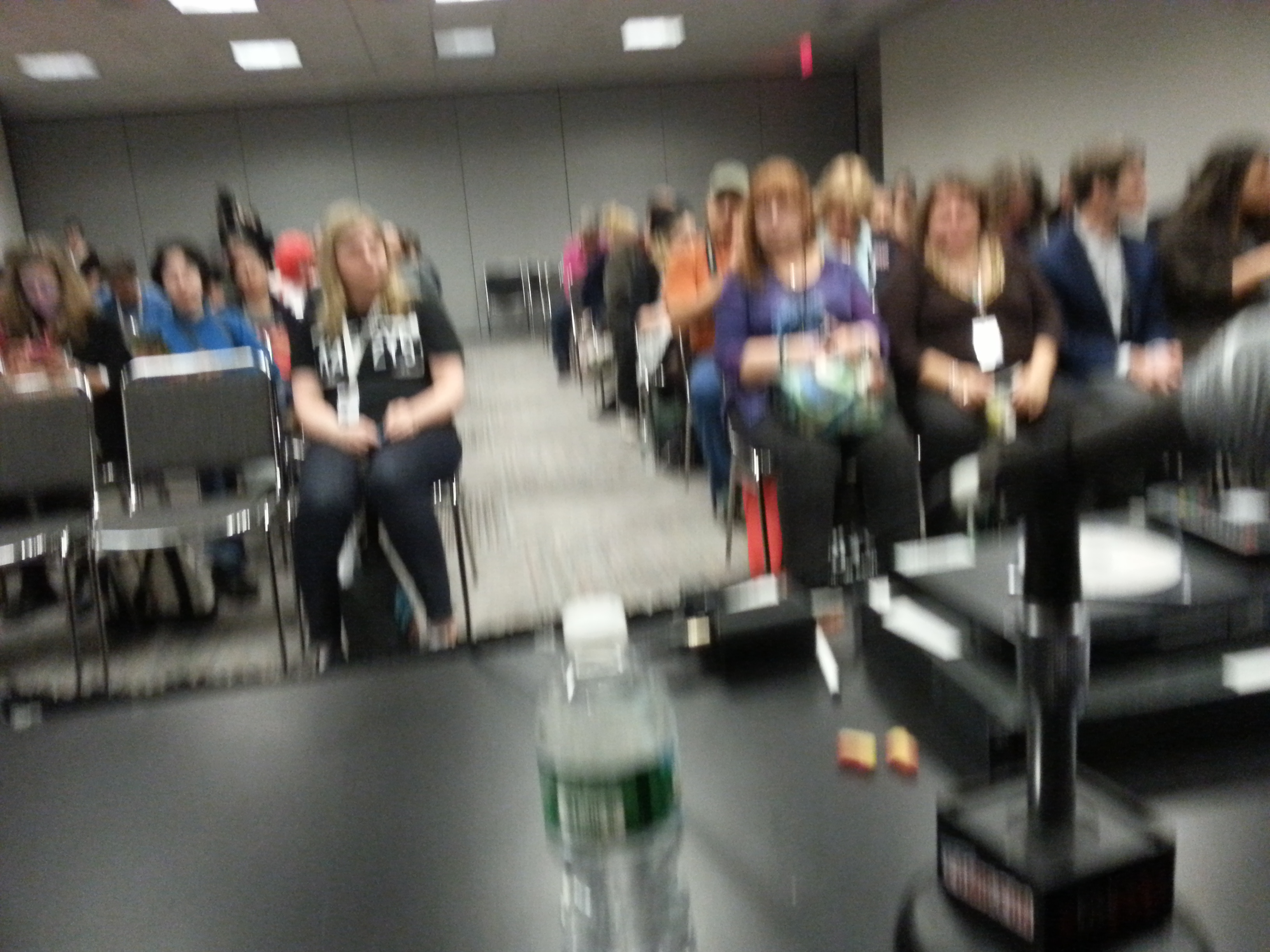 NYCC Panel View
