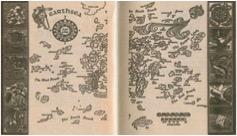 Map of Earthsea: Bantam